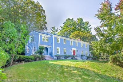 Southborough Single Family Home For Sale: 14 Pine Hill Rd
