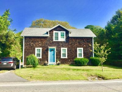 Falmouth Single Family Home Back On Market: 77 Brick Kiln Road