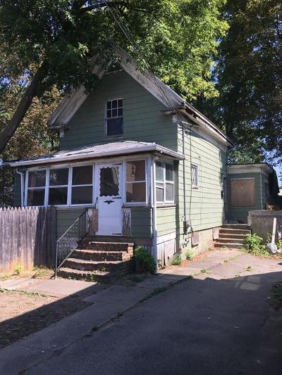 Brockton Single Family Home For Sale: 177 N Warren Ave