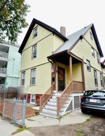 Somerville Single Family Home For Sale: 11 James St