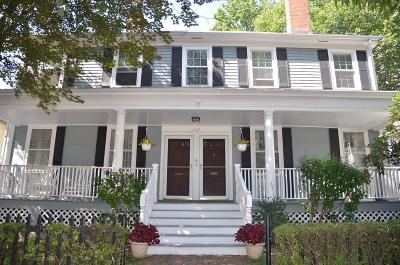 Brookline Condo/Townhouse For Sale: 107 Griggs Rd #2