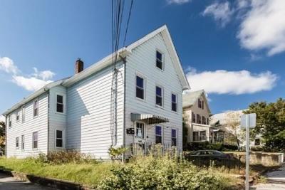 Framingham Multi Family Home Under Agreement: 32 Coburn St