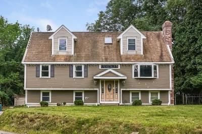 Framingham Single Family Home For Sale: 7 Ruthellen Rd