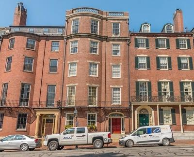 Condo/Townhouse For Sale: 62 Beacon St #1