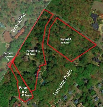 Boston MA Residential Lots & Land For Sale: $3,900,000