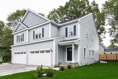 Maynard Single Family Home For Sale: 4 Deane