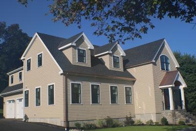 Milton Single Family Home For Sale: 119 Ridgewood Road