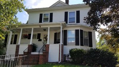 Whitman Single Family Home For Sale: 55 George Street