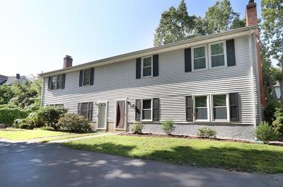Condo/Townhouse Contingent: 5337 Washington Street #B