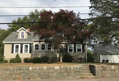 Randolph Single Family Home For Sale: 234 Allen St