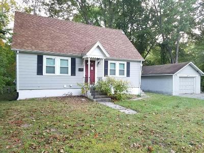 Framingham Single Family Home Under Agreement: 86 C St
