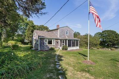 Westport Single Family Home For Sale: 1476-A Drift Rd