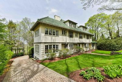 Brookline Single Family Home New: 97 Holland Rd