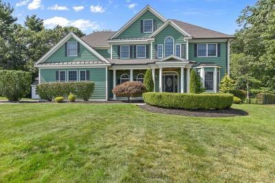 Middleton Single Family Home For Sale: 23 Ogden Lane