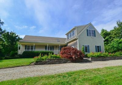 Wareham Single Family Home For Sale: 3 Harbor View Ln