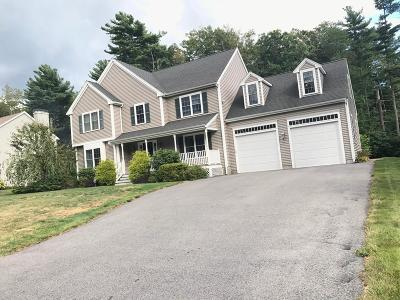 Taunton Single Family Home For Sale: 90 Alanita Drive