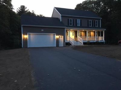 West Bridgewater Single Family Home For Sale: 61 Belmont St