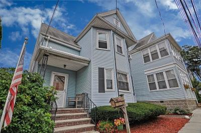 Somerville Single Family Home Price Changed: 33 Ash Ave