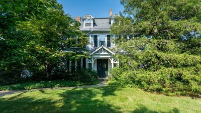Dedham Single Family Home For Sale: 725 High St.