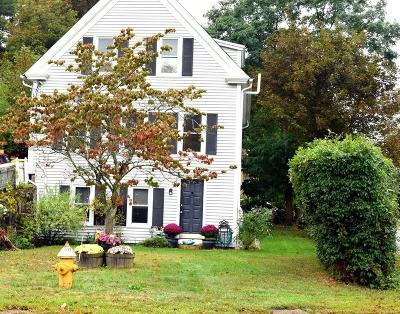 Abington Single Family Home For Sale: 54 Belmont St