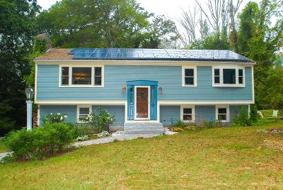 Scituate Single Family Home Under Agreement: 215 R Tilden