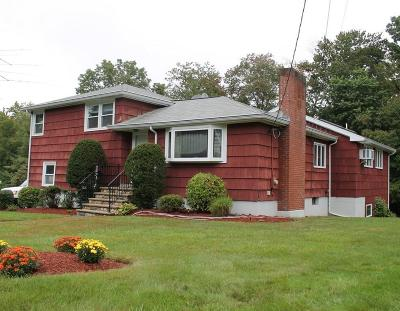 Burlington Single Family Home New: 4 Savin Street