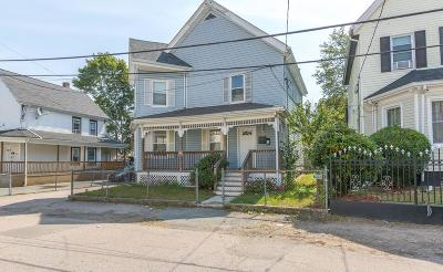 Brockton Single Family Home For Sale: 18 Annis Ave