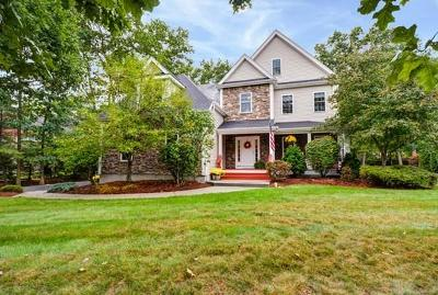 Franklin Single Family Home For Sale: 54 Lenox Dr