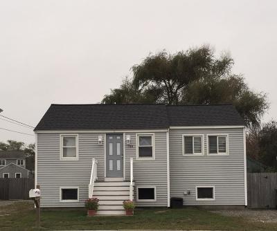 Marshfield Single Family Home Under Agreement: 743 Ocean St