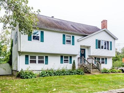 Woburn Single Family Home Under Agreement: 66 South Bedford