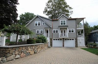 Wellesley Single Family Home For Sale: 1 Stevens Road