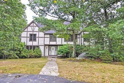 Single Family Home For Sale: 18 Hidden Brick Rd