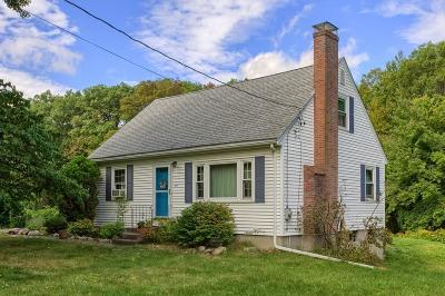 Ashland Single Family Home Under Agreement: 18 Old Central Turnpike