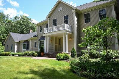 Sudbury MA Single Family Home For Sale: $1,175,000