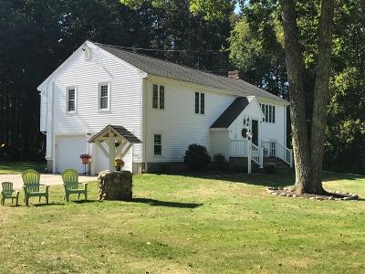 Scituate Single Family Home For Sale: 1 Creelman Dr