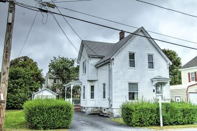 Lowell Single Family Home Under Agreement: 20 Newell St