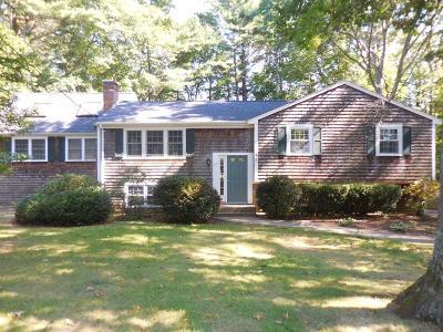 Duxbury Single Family Home For Sale: 115 Bianca Rd