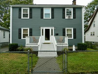 Quincy Single Family Home For Sale: 10 Nevada Road