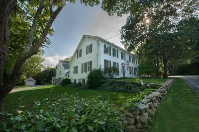 Marshfield Single Family Home Extended: 685 Highland Street