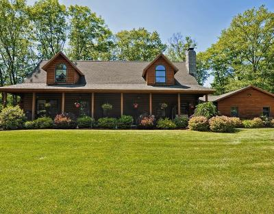Hardwick Single Family Home For Sale: 2692 Greenwich Road