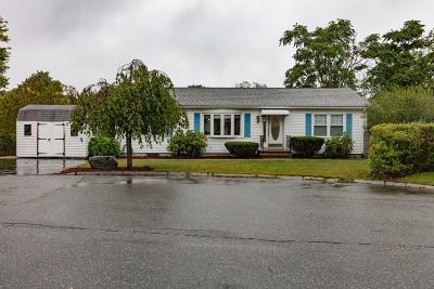 Woburn Single Family Home Under Agreement: 8 Chapel Way