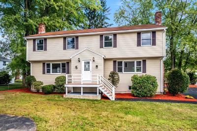 Framingham Single Family Home For Sale: 22 Draper Road #A