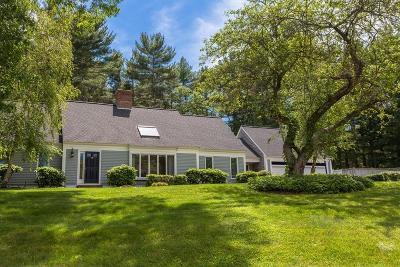 Duxbury Single Family Home New: 8 Gardner Rd