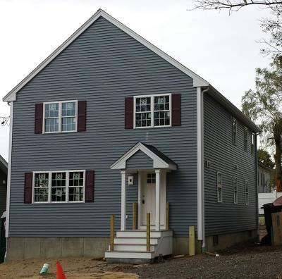 Brockton Single Family Home New: 78 W. Ashland
