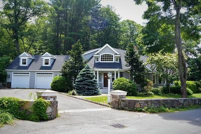 Beverly Single Family Home Under Agreement: 2 Prince St