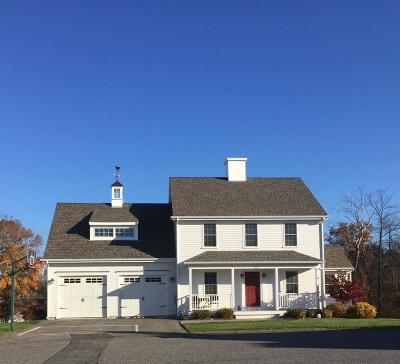 Weymouth Single Family Home Under Agreement: 286 Westminster Rd #Lot 1