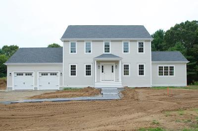 Duxbury Single Family Home New: 821 Mayflower St