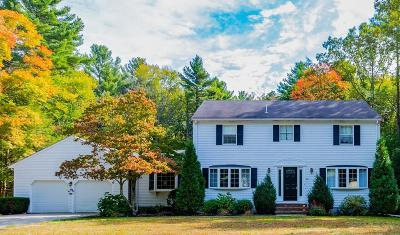 Norwell Single Family Home For Sale: 28 Hemlock Drive
