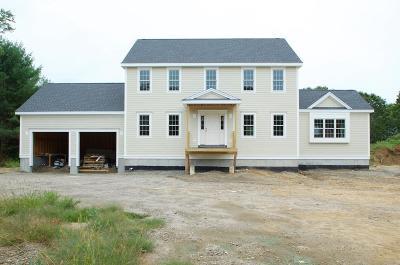 Duxbury Single Family Home New: 815 Mayflower St