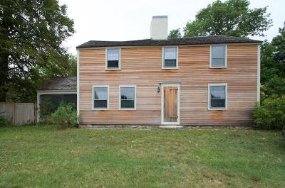 Duxbury Single Family Home New: 809 Mayflower St